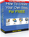 How to Create Your Own Blog for Free